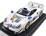 FRONTIART 1/18 Porsche 911 GT1 Revolution クーペ 完成品