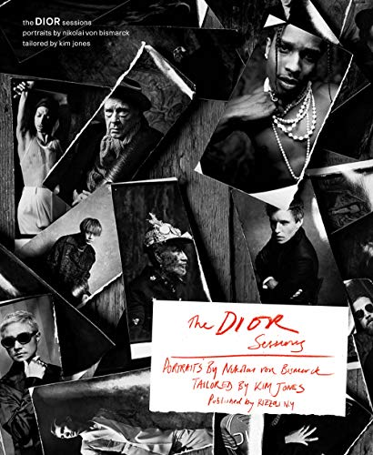 The Dior Sessions: Portraits by Nikolai von Bismarck. Tailored by Kim Jones.