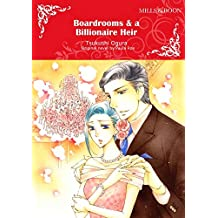 Boardrooms & a Billionaire Heir: Mills & Boon comics