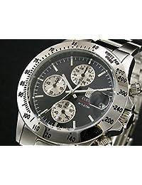 エルジン ELGIN [200m防水] 腕時計 クロノグラフ  FK1184S-B