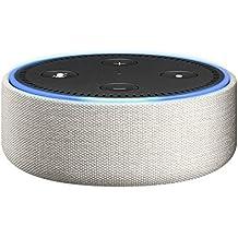 Amazon Echo Dot (第2世代) 用ファブリックケース サンドストーン