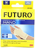 ????? Futuro Energizing Support Glove Hand Medium, Medium each
