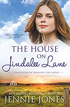 The House on Jindalee Lane by Jennie Jones