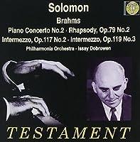 Solomon Plays Brahms (1996-01-01)