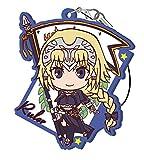 Fate/Apocrypha とじコレ ラバーストラップ BOX商品 1BOX=7個入り、全6種+1種