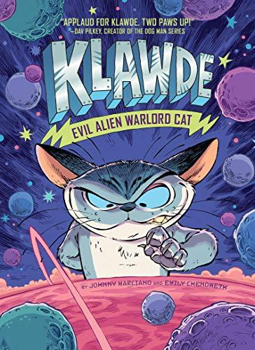 Klawde: Evil Alien Warlord Cat...