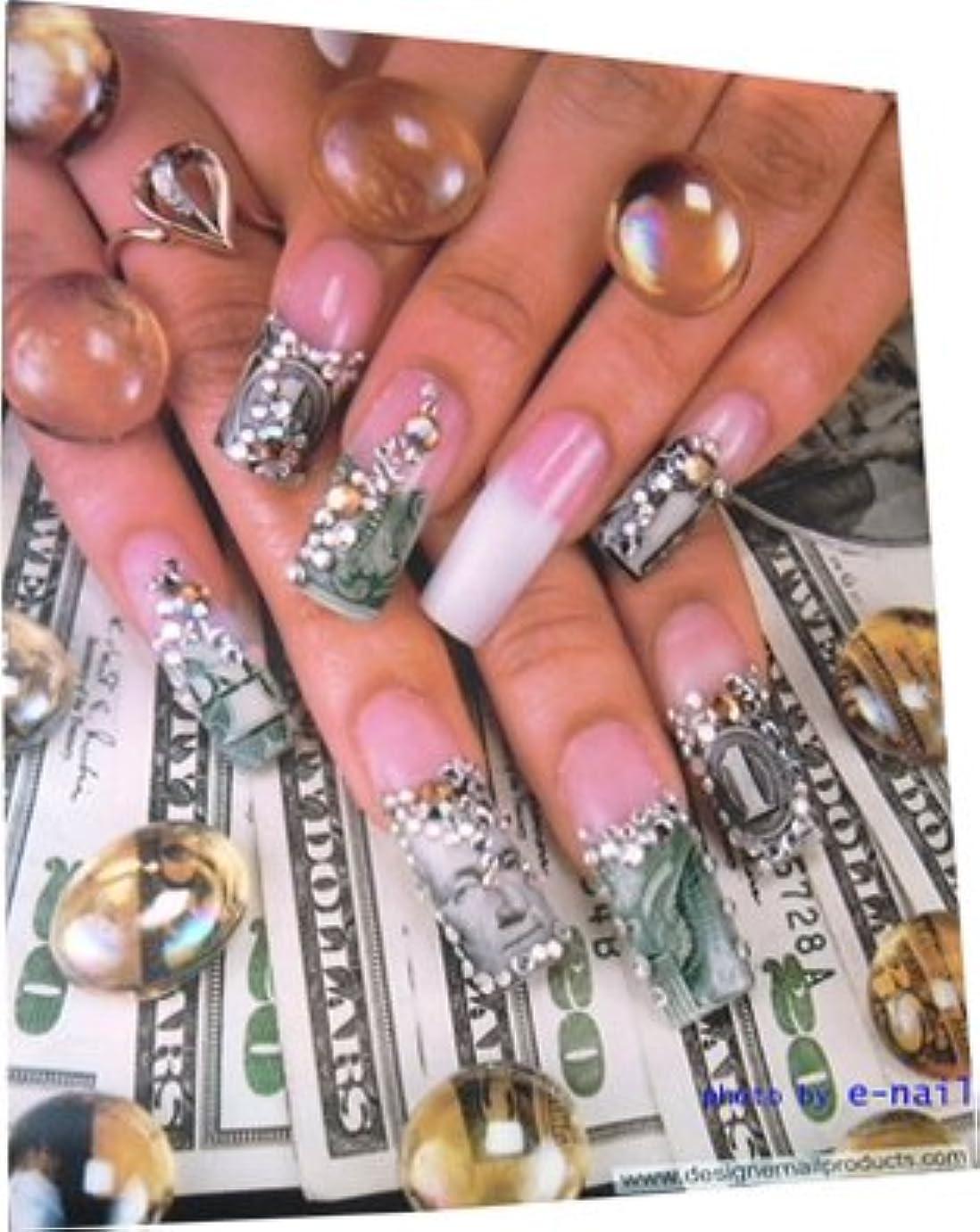の前で中級ばかげたNAILS ポスター 【Money! Money! Money!】