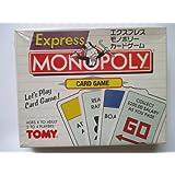 エクスプレス モノポリー カードゲーム