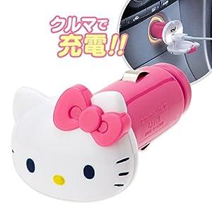ハローキティ USBソケット(リボン)