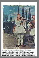 Vaios Malliaras 1907-1988: The Clarinettist Thriller of Greece 1934-1971.: The Tony Malliaras Discography of Vaios Malliaras's 240 Digitally Remastered Tracks.