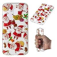 Samsung Galaxy J3 2018 シェル, LoveBee Samsung Galaxy J3 2018 シェル, Backcover シェル 〜と 耐衝撃性 Air クッション 保護 の Samsung Galaxy J3 2018