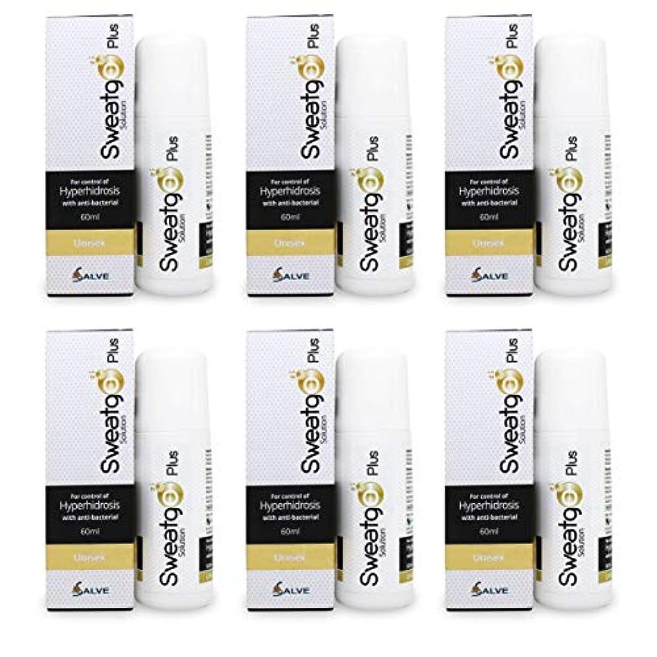 ホールドオール所有者三角形Sweatgo Plus - Antiperspirant & Deodorant – Effectively controls Hyperhidrosis and Combat Bacterial Infections...