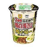 マルちゃん 麺や福一 鶏白湯塩ラーメン 103g×12個