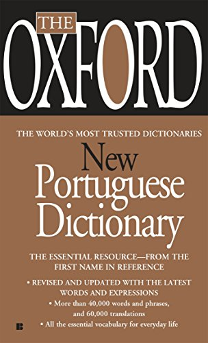 Download The Oxford New Portuguese Dictionary 0425222446