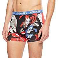 Avengers Men's Underwear Trunk