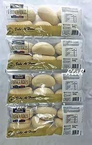 Menissez メニセーズ プチパン24個セット(1個50g/6個×4パック) フランスパン