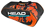 HEAD(ヘッド) テニス ラケットバッグ ラジカル・ 9 R・スーパーコンビ 283196