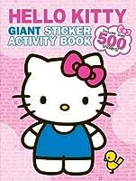 Hello Kitty Sticker Bk