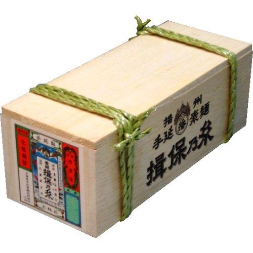 揖保乃糸 そうめん 上級品 赤帯 ミニ木箱 700g (50g×14束入)