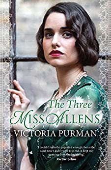 The Three Miss Allens by [Purman, Victoria]