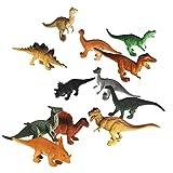 Yammy 人気動物のフィギュア 恐竜セット アニマル 爬虫類 おもちゃ モデル 12個セット