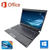 【Microsoft Office 2016搭載】【Win 10搭載】TOSHIBA RX3/新世代Core i5 2.66GHz/メモリ4GB/SSD 128GB/新品外付けDVDスーパーマルチ/1..