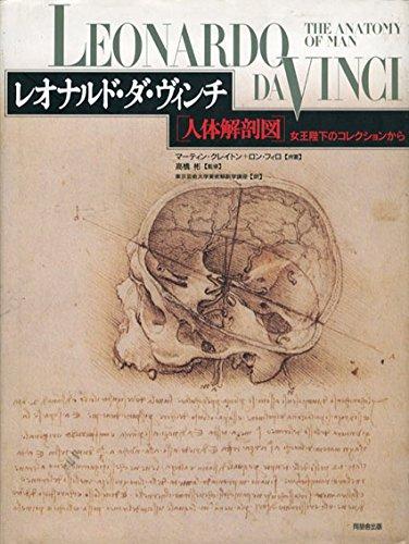 レオナルド・ダ・ヴィンチ「人体解剖図」—女王陛下のコレクションから