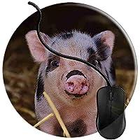 マウスパッド 豚 マウスパッド 耐久性が良い 滑り止めゴム マウス用パット 2T741