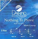 Nothing to Prove (Daywind Soundtracks)
