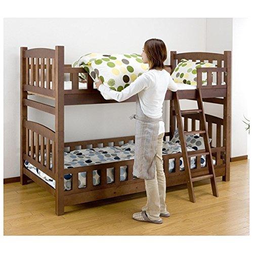 ロータイプ 二段ベッド