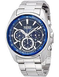 [セイコー ウオッチ]SEIKO WATCH 腕時計 WIRED ワイアード REFLECTION 純広告掲載モデル クオーツ カーブハードレックス 日常生活用強化防水(10気圧) AGAV101 メンズ