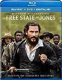 Free State of Jones (Blu-ray + DVD+ Digital HD)