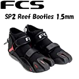 FCS サーフブーツ SP2 Reef Booties 1.5mm リーフブーツ (US10_28cm)
