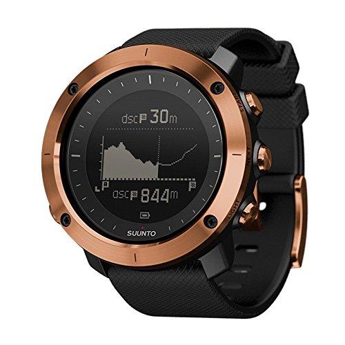 SUUNTO(スント) TRAVERSE ALFA トラバース アルファ カッパー 時刻表示 GPS 気圧計 コンパス SS023443000 [並行輸入品]