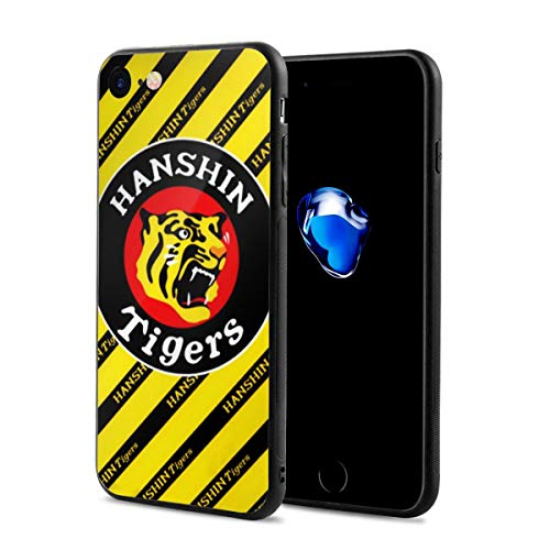 阪神タイガース IPhone 7/8 ケース 携帯ケース スマホケース 携帯のシェル 携帯カバー TPU 背面クリア クリア 耐衝撃カバー 擦り傷防止 全面保護
