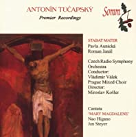 Mary Magdalene by ANTONIN TUCAPSKY (2007-07-17)