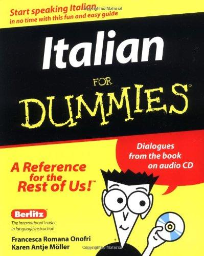 Download Italian For Dummies 0764551965