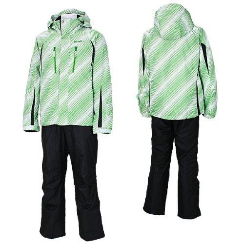 [해외]Rush Air 남성 스키 복 안솜 유 온요네 러쉬 에어 RUS95NT1 333P009 (LIME | BLACK)/Rush Air Men `s ski wear with cotton onyone rush air RUS95NT1 333P009 (LIME | BLACK)