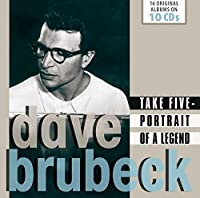 Take Five-Portrait of a Legend by BRUBECK DAVE