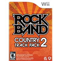 Rock Band Country Track Pack 2 - Nintendo Wii [並行輸入品]