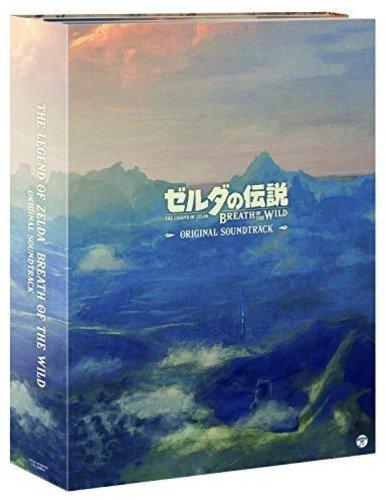 ゼルダの伝説 ブレス オブ ザ ワイルド オリジナルサウンドトラック(通常盤)