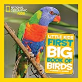 National Geographic Little Kids First Big Book of Birds (National Geographic Little Kids First Big Books) 画像