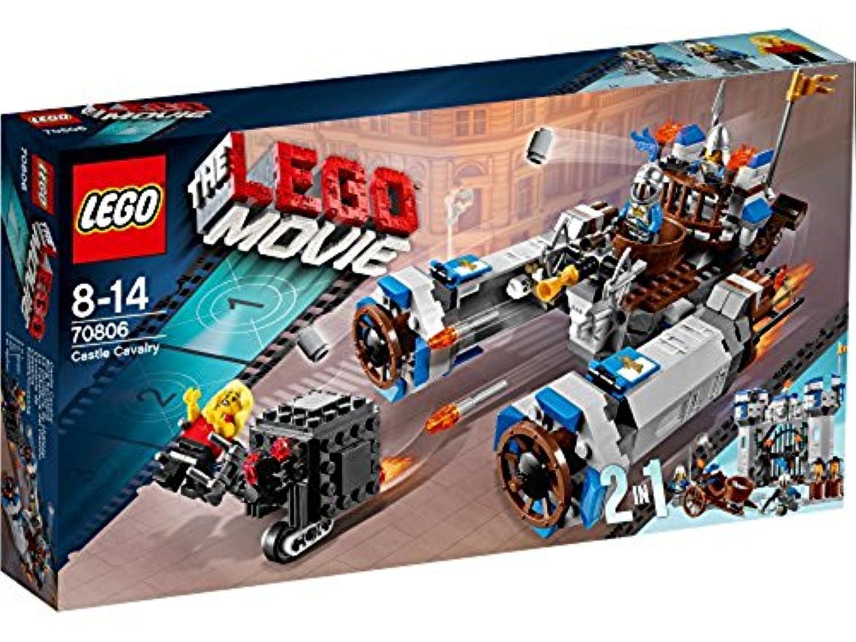 レゴ (LEGO) ムービー キャッスル?キャバルリー 70806