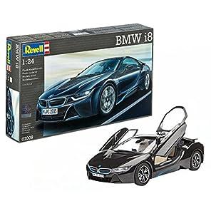 ドイツレベル 1/24 BMW i8 プラモデル