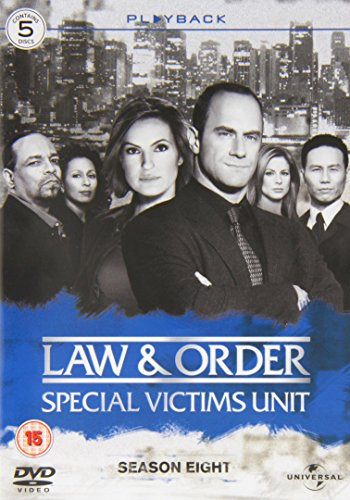 Law & Order: Special Victims Unit - Season 8 [Import anglais]