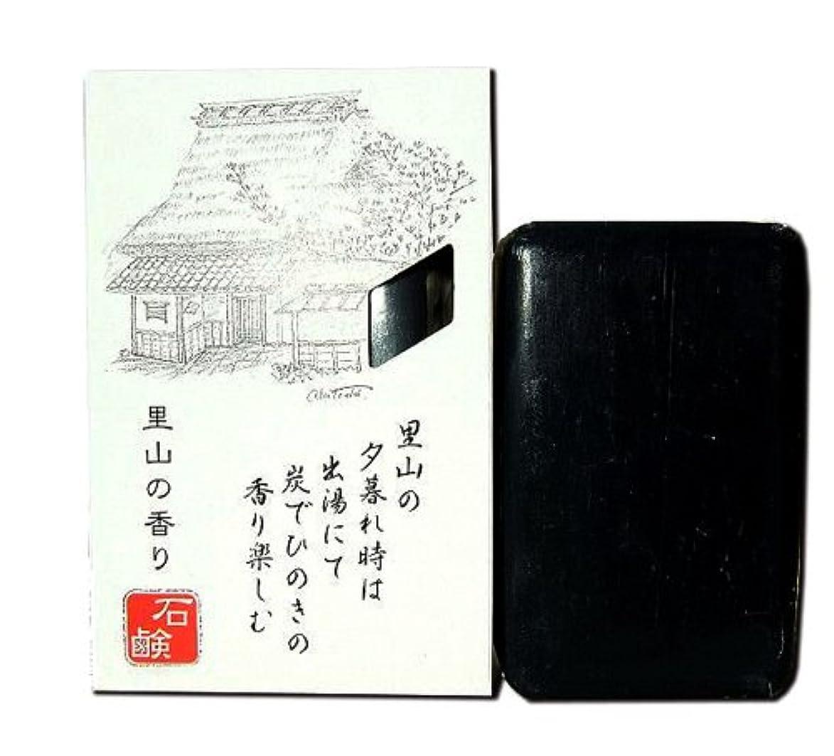 見捨てられた超越する多年生里山の香り石鹸