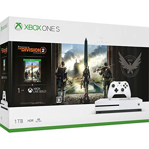 Xbox One S 1TB ディビジョン2 同梱版(234...