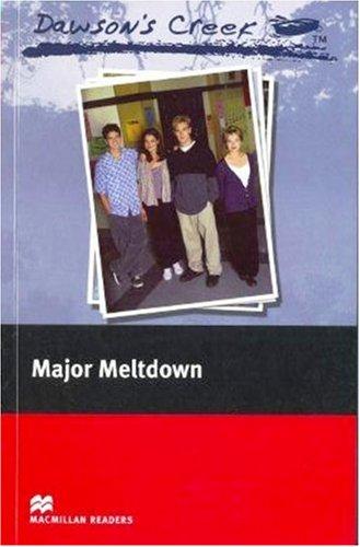 Dawson's Creek 3: Major Meltdown: Elementary Level (Macmillan Readers)の詳細を見る