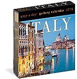 Italy Gallery 2018 Calendar