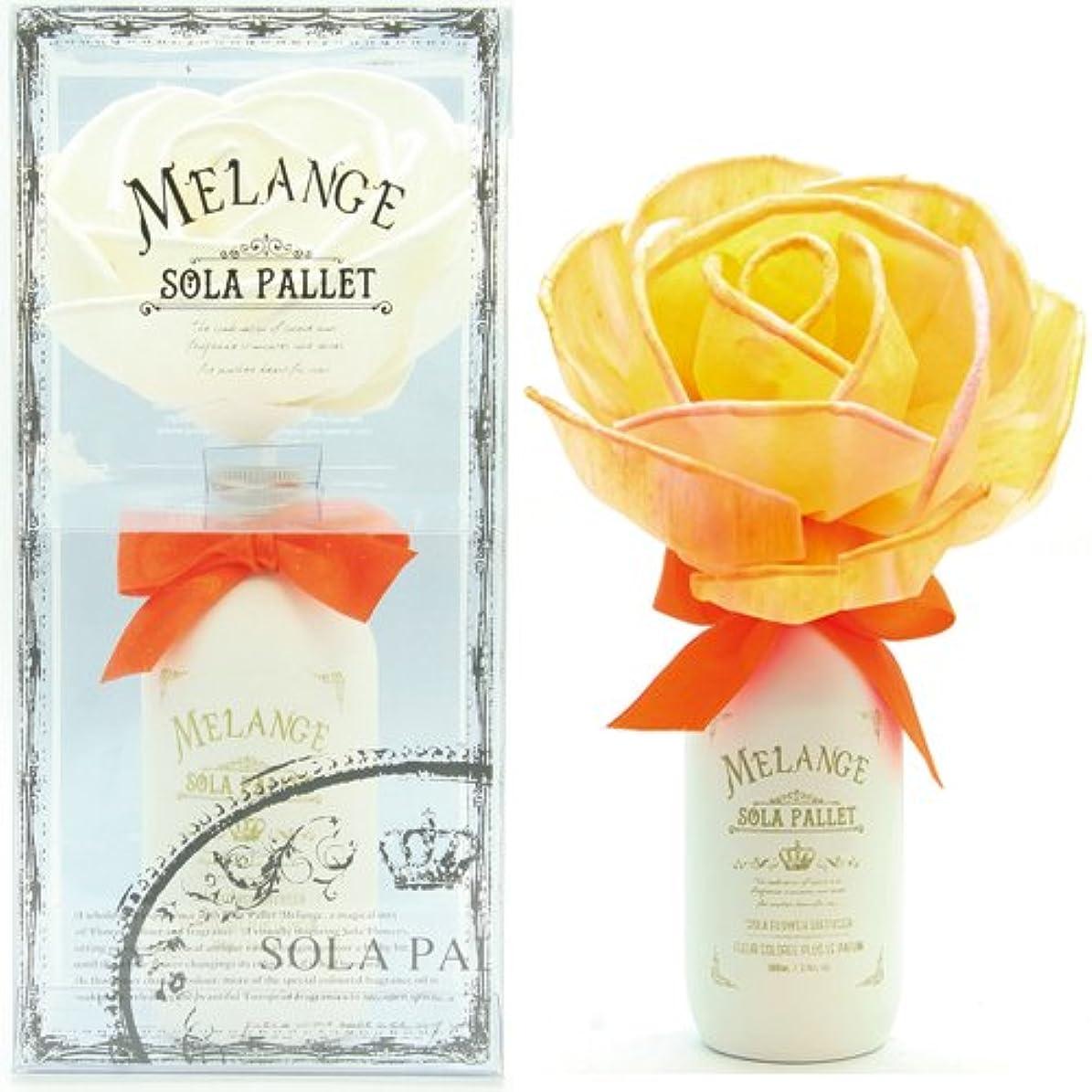 優れましたレタッチ骨SOLA PALLET MELANGE ソラパレット メランジェ ブルーミングディフューザー オレンジカシス
